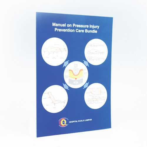 Book: Manual on Pressure Injury Prevention Care Bundle