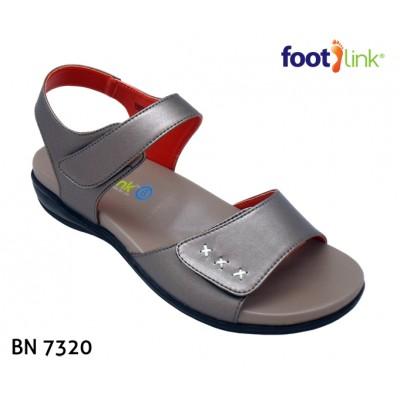 D20 Model RS 7320 - Orthotic Sandals for Plantar Fasciitis / Back Pain / Knee Pain / Flat Feet / Heel Pain