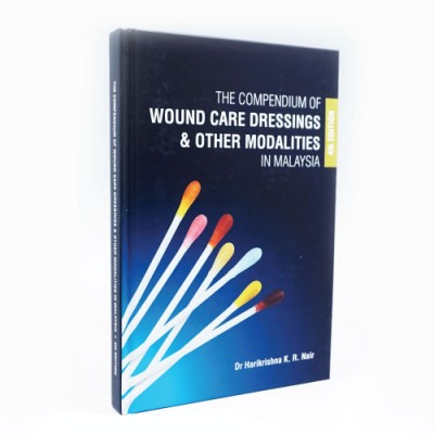 Book: The Compendium of Wound Care Dressings & Other Modalities in Malaysia