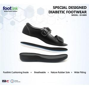 D89 Model DI 6889 - Diabetic Shoe
