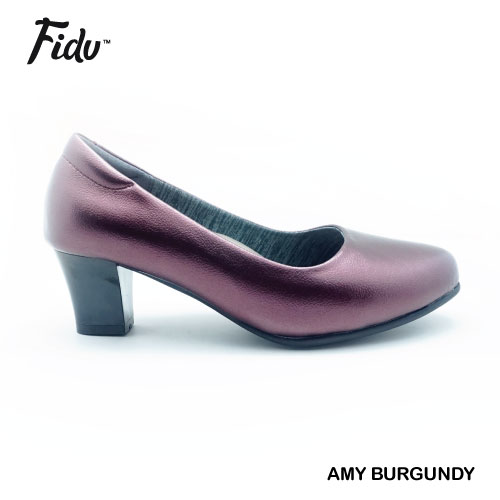Fidu Amy Burgundy