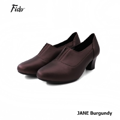 Fidu Jane Burgundy