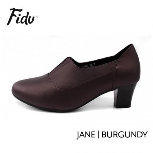 Fidu Jane Burgundy
