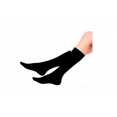 SL-B Lady's Comfort Socks - Black
