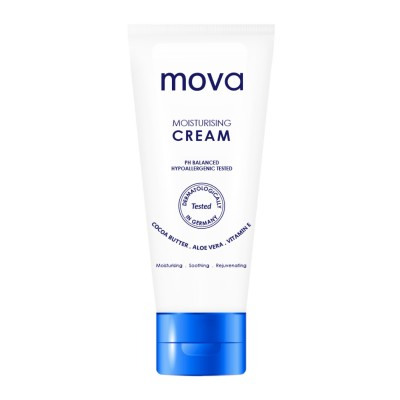MV Dry & Sensitive Skin Moisturising Cream (100ml)
