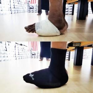 Seamless Socks (BIG Size - 3 x Stretch)