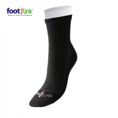Seamless Cotton Socks (3/4 Crew)