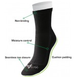 SC003 Seamless Cotton Socks