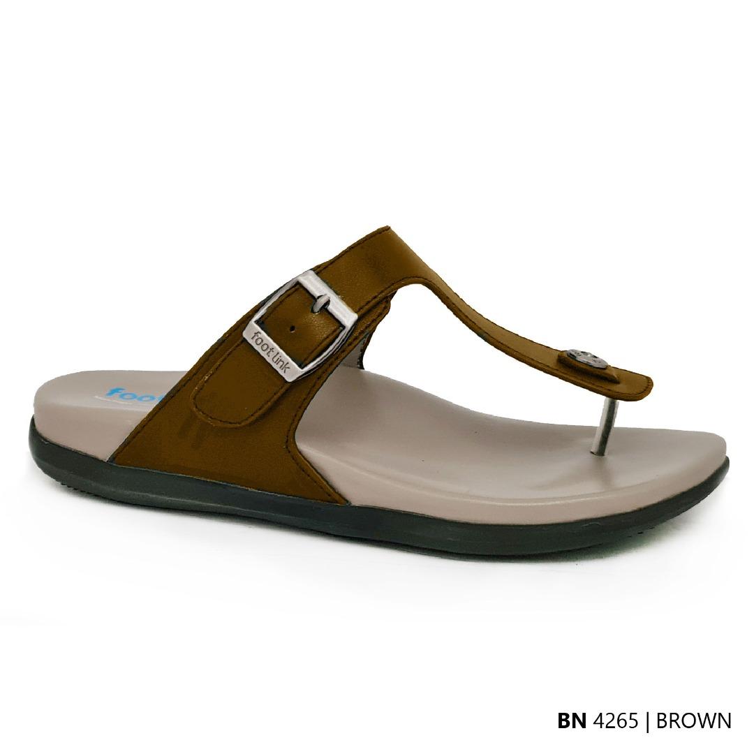 D65 Model MO 4265 ** - Orthotic Sandals for Plantar Fasciitis / Back Pain / Knee Pain / Flat Feet / Heel Pain