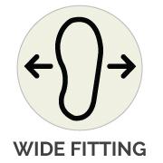 Footlink Wide Fitting
